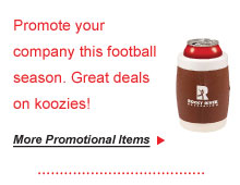Koozie Promotion